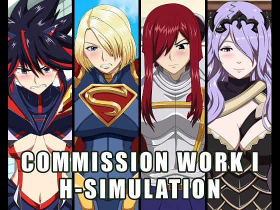 【エロ同人】COLLECTION PACK COMMISSION WORKS Iのトップ画像